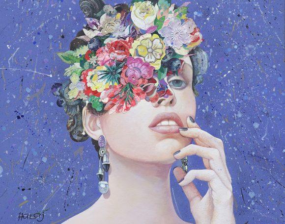 Floral Mind # 36