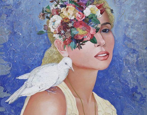 Floral Mind # 42