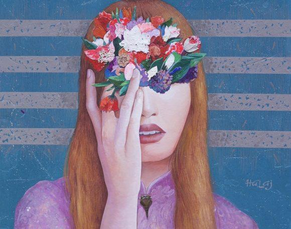 Floral Mind # 45