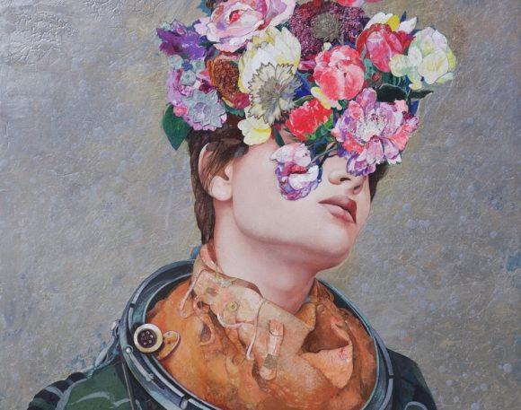 Floral Mind # 40