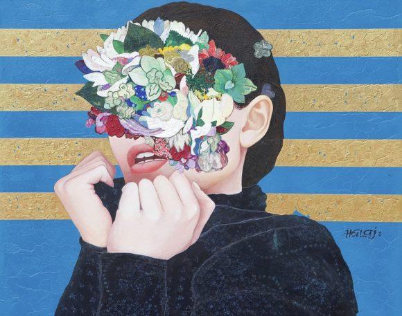 Floral Mind # 50