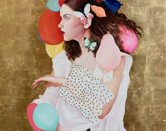 Girl With Balloons _2019