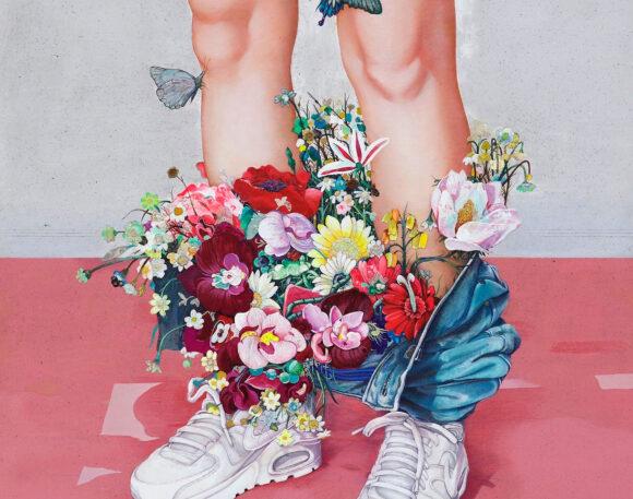 Floral Mind # 56