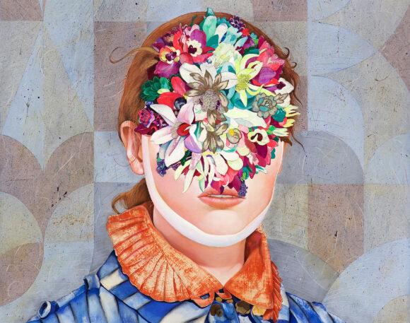 Floral Mind # 57