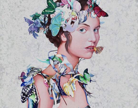 Floral Mind # 63